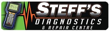 Steff's Diagnostics and Repair Centre Logo